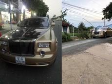 """Rolls-Royce Phantom màu độc nhất Việt Nam đeo biển """"tứ quý"""" 6"""
