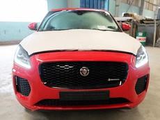 Lộ diện SUV thể thao hạng sang Jaguar E-Pace tại Việt Nam