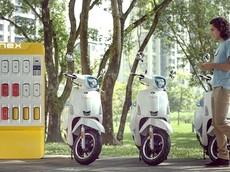 Kymco ra mắt công nghệ xe điện IONEX - công nghệ của tương lai tại Paris Motor Show 2018
