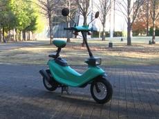 Khám phá mini bike Honda Zook giá 15 triệu đồng