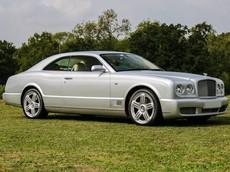"""Bentley Brooklands 2008 - Một trong những chiếc xe sang Bentley """"chân chính"""" cuối cùng"""