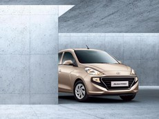 Xe giá rẻ Hyundai Santro 2019 lộ diện, dùng chung khung gầm với Grand i10