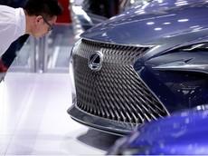 Toyota muốn nắm lấy cơ hội chế tạo xe Lexus ở Trung Quốc