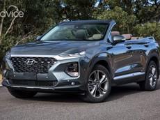 """Đánh giá Hyundai Santa Fe 2019 bản mui trần: Sang trọng và thực dụng, chiếc SUV 7 chỗ """"trong mơ"""""""