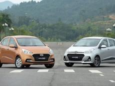 Hơn 11.000 xe Hyundai Grand i10 bị triệu hồi tại Việt Nam