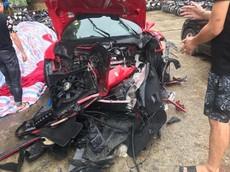 Người lái siêu xe Ferrari 488 GTB gặp nạn trên cao tốc Nội Bài - Lào Cai không phải là Tuấn Hưng