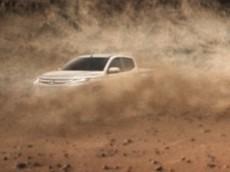 Xe bán tải Mitsubishi Triton thế hệ mới được chốt lịch ra mắt