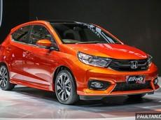 Xe hoàn toàn mới mà Honda sắp giới thiệu tại Việt Nam có thể là Brio 2018