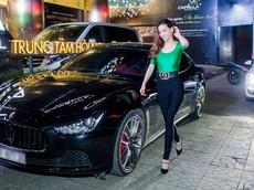 Ngoài Range Rover hơn 8 tỷ đồng bốc khói, Hồ Ngọc Hà còn sở hữu bộ sưu tập xe đáng ngưỡng mộ