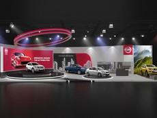 SUV 7 chỗ Nissan Terra sẽ có mặt tại triển lãm Ô tô Việt Nam 2018