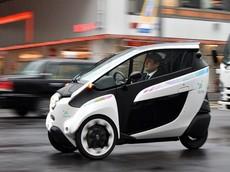 """Xe concept i-ROAD sẽ được Toyota đem đến triển lãm ô tô Việt Nam 2018 có gì """"hot""""?"""