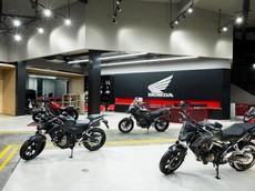 """Honda  là hãng xe máy được người Việt quan tâm và tin dùng nhất khi chiếm thị phần """"khủng"""""""