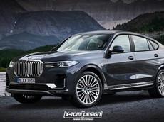 """Sau """"chuyên cơ mặt đất"""" X7, sẽ đến lượt BMW X8 ra mắt"""
