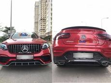 """Mercedes-Benz GLC Coupe được chủ nhân """"lên đời"""" thành phiên bản hiệu suất cao GLC 63S Coupe"""