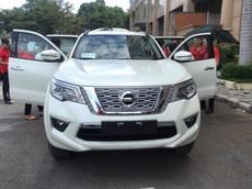 SUV 7 chỗ Nissan Terra 2018 cuối cùng cũng đã xuất hiện tại Việt Nam, đe dọa Toyota Fortuner