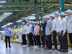 Toyota tặng 115 học bổng trị giá 690 triệu đồng cho sinh viên Việt Nam