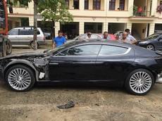 Xác định được người liên quan đến 2 xe Aston Martin và Bentley bị bỏ rơi tại Bắc Kạn