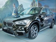 BMW X1 sDrive 18i 2018 về đại lý Việt Nam với giá hơn 1,8 tỷ đồng