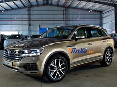 Khám phá 5 tính năng nổi bật của Volkswagen Touareg 2019 sắp ra mắt Việt Nam