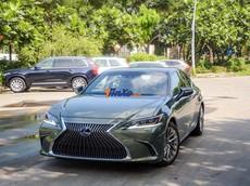 """Ngoài sedan hạng sang ES 300h 2019, Lexus còn mang nhiều """"hàng nóng"""" đến VMS 2018"""