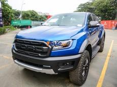 Cận cảnh hàng hot Ford Ranger Raptor sắp ra mắt các khách hàng Việt