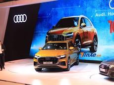 """VMS 2018: Audi ra mắt Q8 nhân kỷ niệm 10 năm """"vùng đất Quattro"""" tại Việt Nam"""