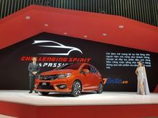 VMS 2018: Honda ra mắt Brio 2018 - đối thủ của Hyundai Grand i10 và Kia Morning