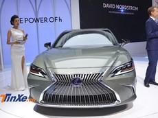 VMS 2018: Lexus phô diễn công nghệ Hybrid với tân binh ES 300h 2019