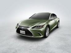 Xế sang Lexus ES 2019 ra mắt Nhật Bản với camera kỹ thuật số thay cho gương chiếu hậu