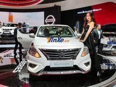 Nissan Sunny Q-Series 2018 ra mắt khách hàng Việt, giá từ 538 triệu đồng
