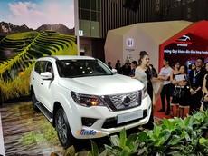 Cảm nhận nhanh Nissan Terra 2018 mới ra mắt Việt Nam: Đối thủ tiềm năng của Toyota Fortuner