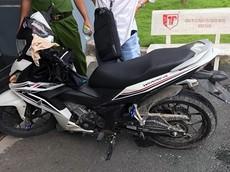 Thiếu nên 15 tuổi mê xe côn tay sát hại sinh viên chạy GrabBike để cướp Honda Winner  150