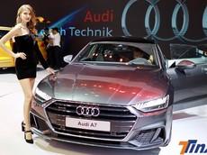 Video: Khám phá Audi A7 Sportback mới vừa được ra mắt tại triển lãm Ô tô Việt Nam 2018