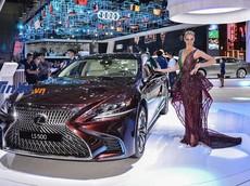 Cảm nhận nhanh Lexus LS 500 2018 giá hơn 6 tỷ đồng tại Việt Nam