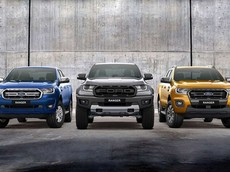 Gần 1.000 xe Ford Everest, Ranger và Ranger Raptor 2018 bị lỗi hộp số 10 cấp