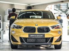 Giá xe BMW mới nhất tháng 2/2019