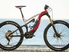 Ducati sản xuất xe đạp leo núi trang bị động cơ điện có tên Mig-RR
