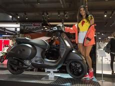 """Vespa tung ra phiên bản """"Quyền lực bóng đêm"""" cho 2 mẫu xe Vespa Sprint và Vespa GTS"""