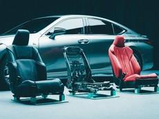 Mất 3 năm trời để Lexus phát triển ghế ngồi hoàn hảo cho mẫu ES 2019
