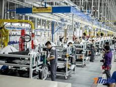 Khám phá bên trong nhà máy 4.0 sản xuất xe máy điện Klara của VinFast