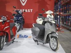 Với 57 triệu đồng, người dùng có thể mua xe ga nào ngoài xe máy điện Vinfast Klara