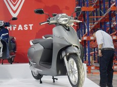 Xe máy điện - mảnh đất màu mỡ của Vinfast?