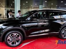 Hyundai Thành Công cam đoan Santa Fe 2019 sẽ không bị cắt trang bị