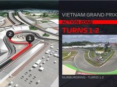 Tất tần tật những điều cần biết về đường đua Công thức 1 của VinGroup ở Hà Nội