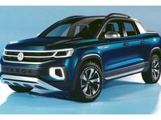 Volkswagen Tarok Concept - Mẫu bán tải với thùng xe kéo dài gần 2m chính thức được ra mắt