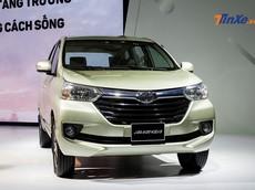 """Toyota Rush và Avanza """"lận đận"""" tìm khách với doanh số không mấy ấn tượng"""
