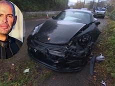 Người dẫn chương trình Top Gear gặp nạn khi đang lái thử Porsche 911 GT3