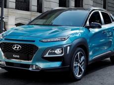 """Tiếp tục """"ăn nên làm ra"""", Hyundai Kona vượt mặt Ford EcoSport"""