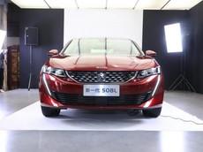 Peugeot 508L 2019 - Sedan cỡ trung vừa dài vừa nhiều công nghệ