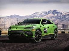 Lamborghini Urus ST-X - Siêu SUV ra đời để thống trị đường đua